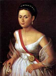 Resultado de imagen para Josefa Sagrario, amante de Bolívar