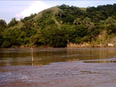 El rio Magdalena